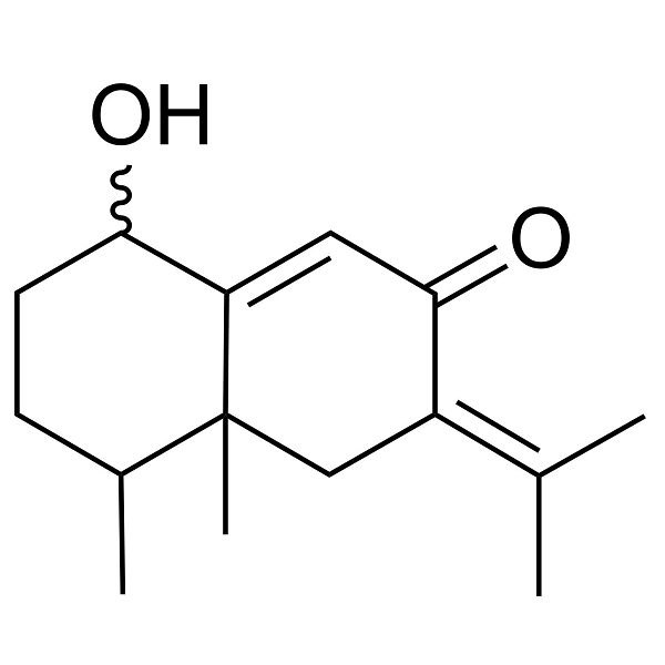 1-Hydroxyeremophil-7(11),9(10)-dien-8-one