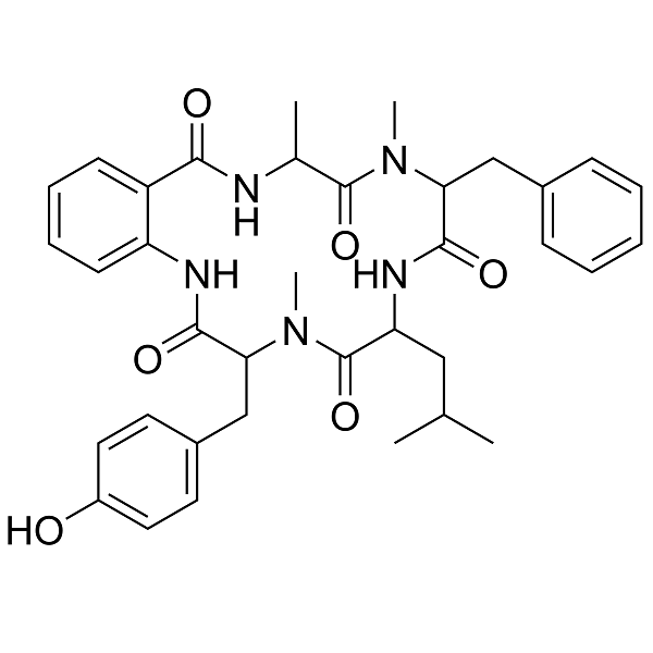 Cycloaspeptide A