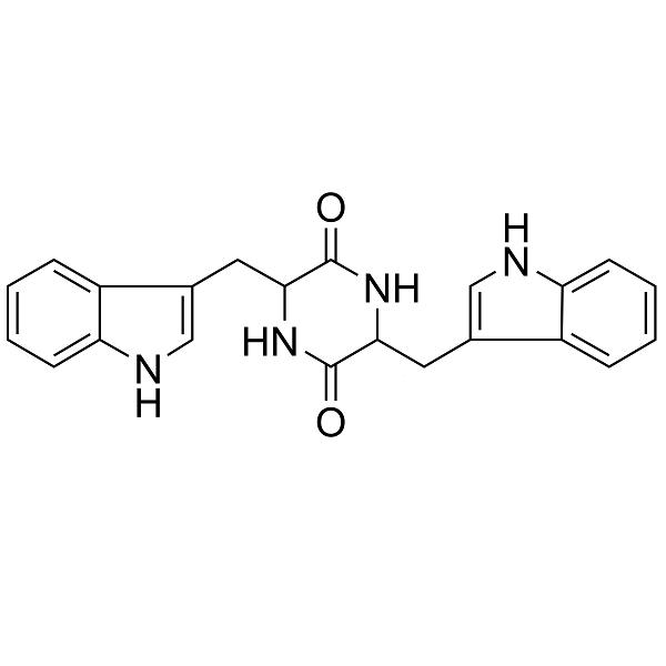 Fellutanine A; cyclo-(L-Trp-L-Trp)