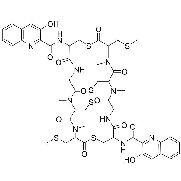 Thiocoraline