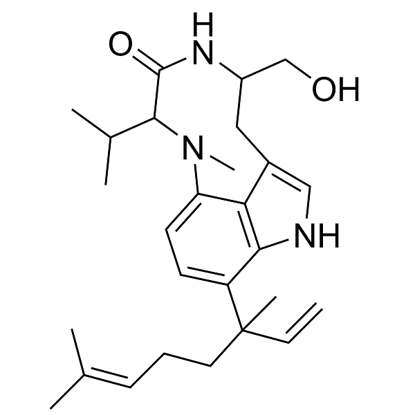 Lyngbyatoxin A; Teleocidin A; Teleocidin A1; FM-5597; FM-6669